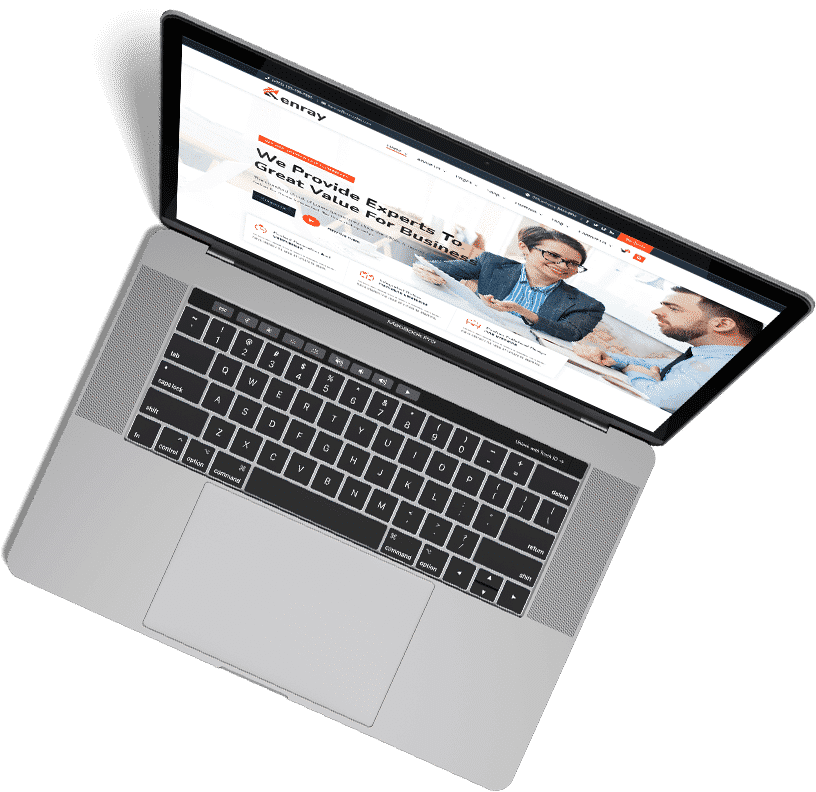 Fully responsive consulting business WordPress theme